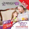 Father's Day Spa Special Voucher