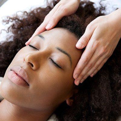 head-massage