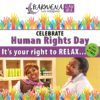 Human Rights Day Spa Special
