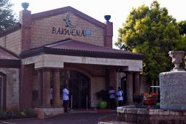 Bakwena spa in Pretoria